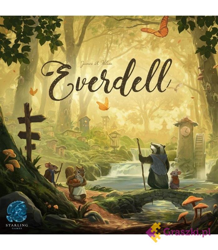 Everdell // darmowa dostawa od 249.99 zł // wysyłka do 24 godzin! // odbiór osobisty w Opolu